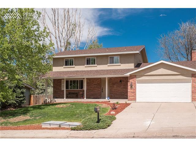 2985 Inspiration Drive, Colorado Springs, CO 80917