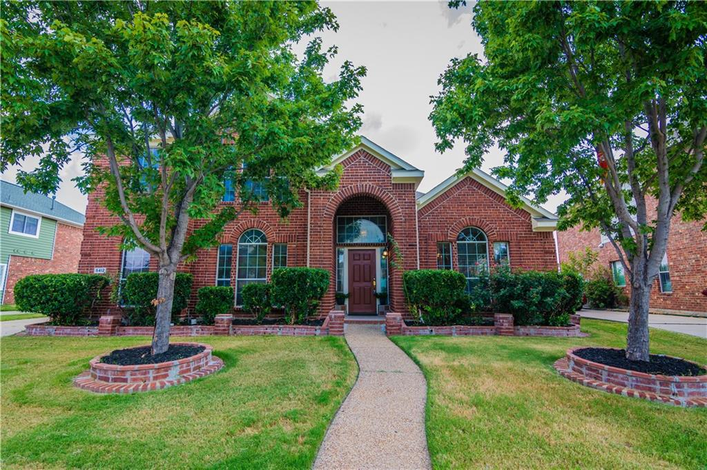 5412 Norris Drive, The Colony, TX 75056