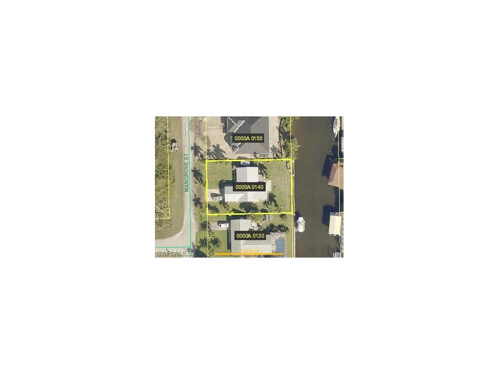 2708 Mangrove ST, ST. JAMES CITY, FL 33956