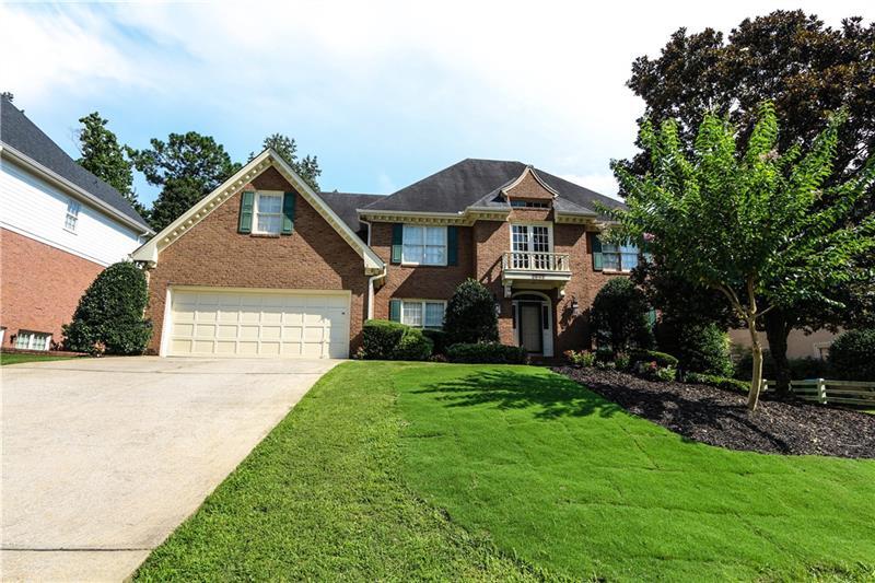 3845 Spalding Bluff Drive, Norcross, GA 30092