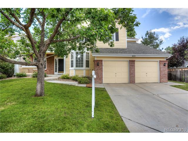 800 Huntington Drive, Highlands Ranch, CO 80126