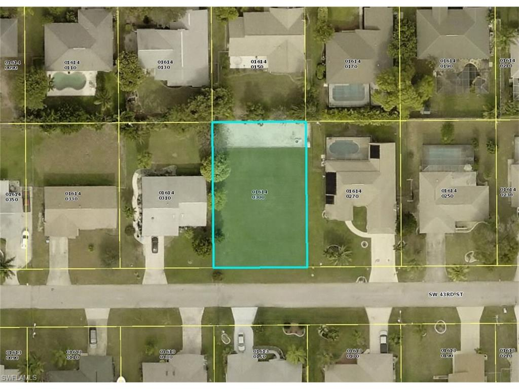 217 SW 43rd ST, CAPE CORAL, FL 33914