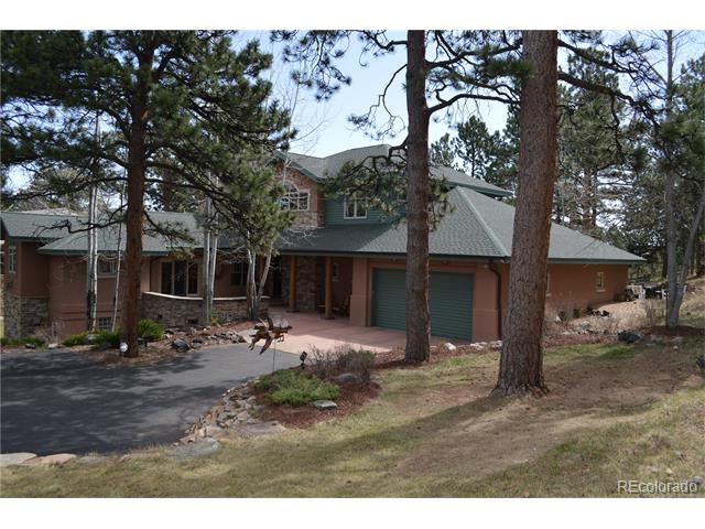 2808 Country Club Lane, Evergreen, CO 80439