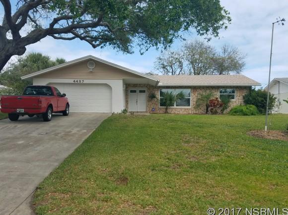 4427 Saxon Dr, New Smyrna Beach, FL 32169