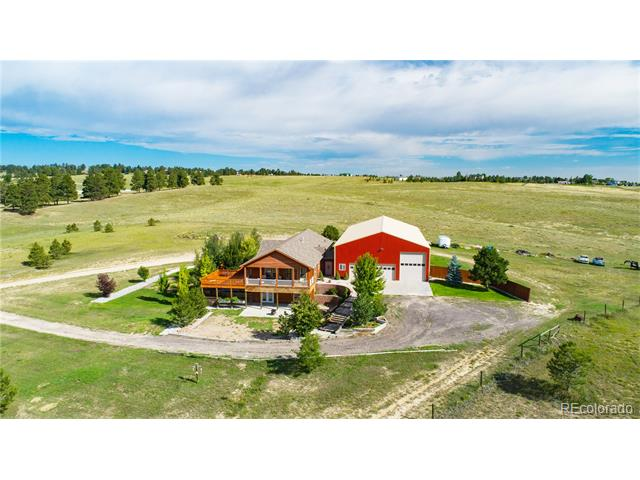 40250 Margaret Drive, Elizabeth, CO 80107