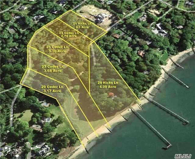 24 Hicks Ln, Sands Point, NY 11050