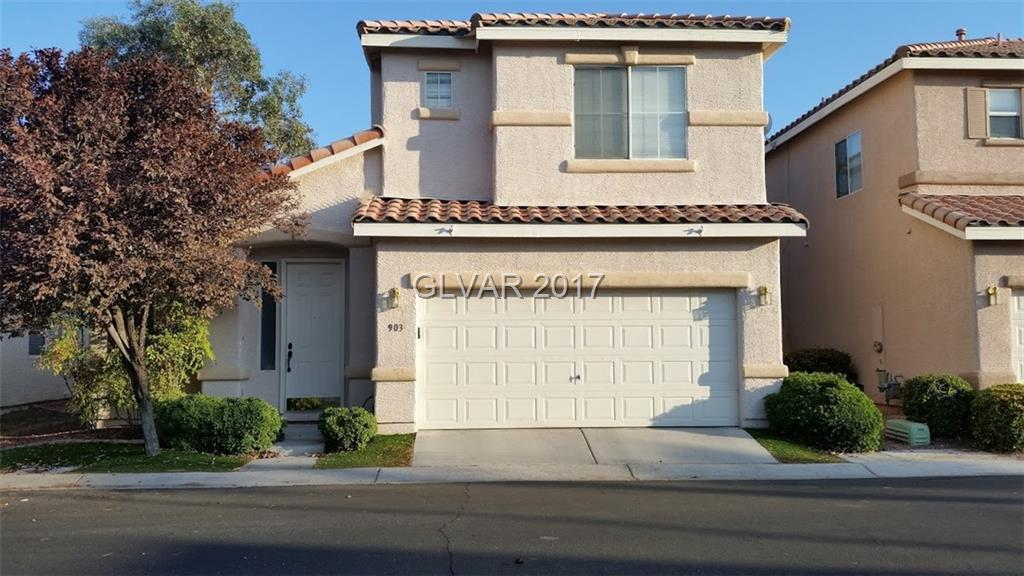 903 WHISPERING GROVE Avenue, Las Vegas, NV 89123