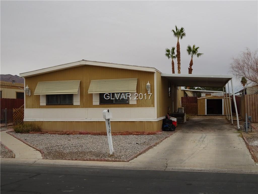 2872 KOLOB Court, Las Vegas, NV 89142