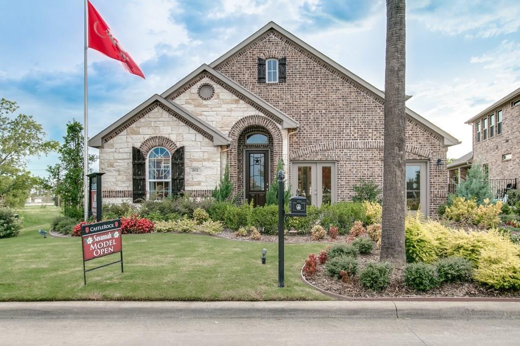 1609 Habersham Street, Aubrey, TX 76227