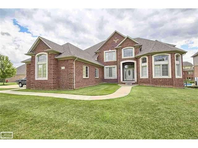 6086 Admiral Court, WASHINGTON TWP, MI 48094