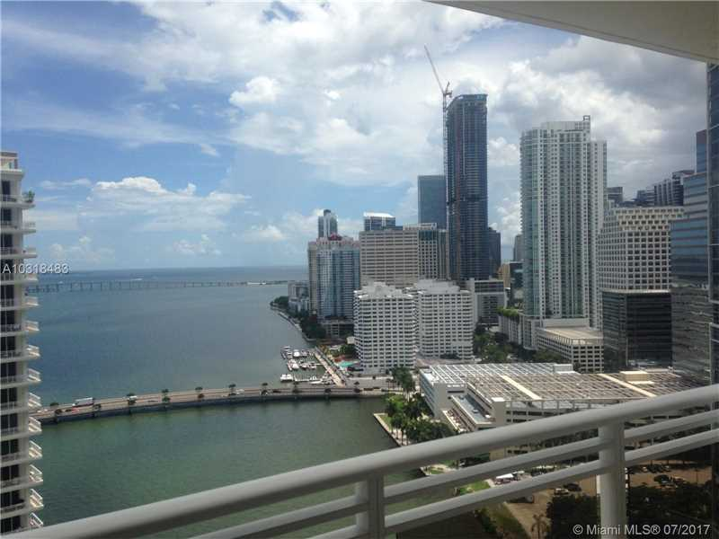 901 Brickell Key Blvd 2804, Miami, FL 33131