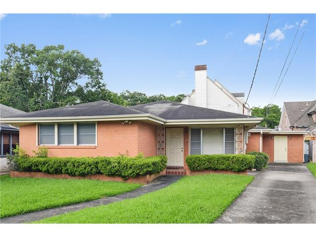 13 CENTRAL Drive, METAIRIE, LA 70005