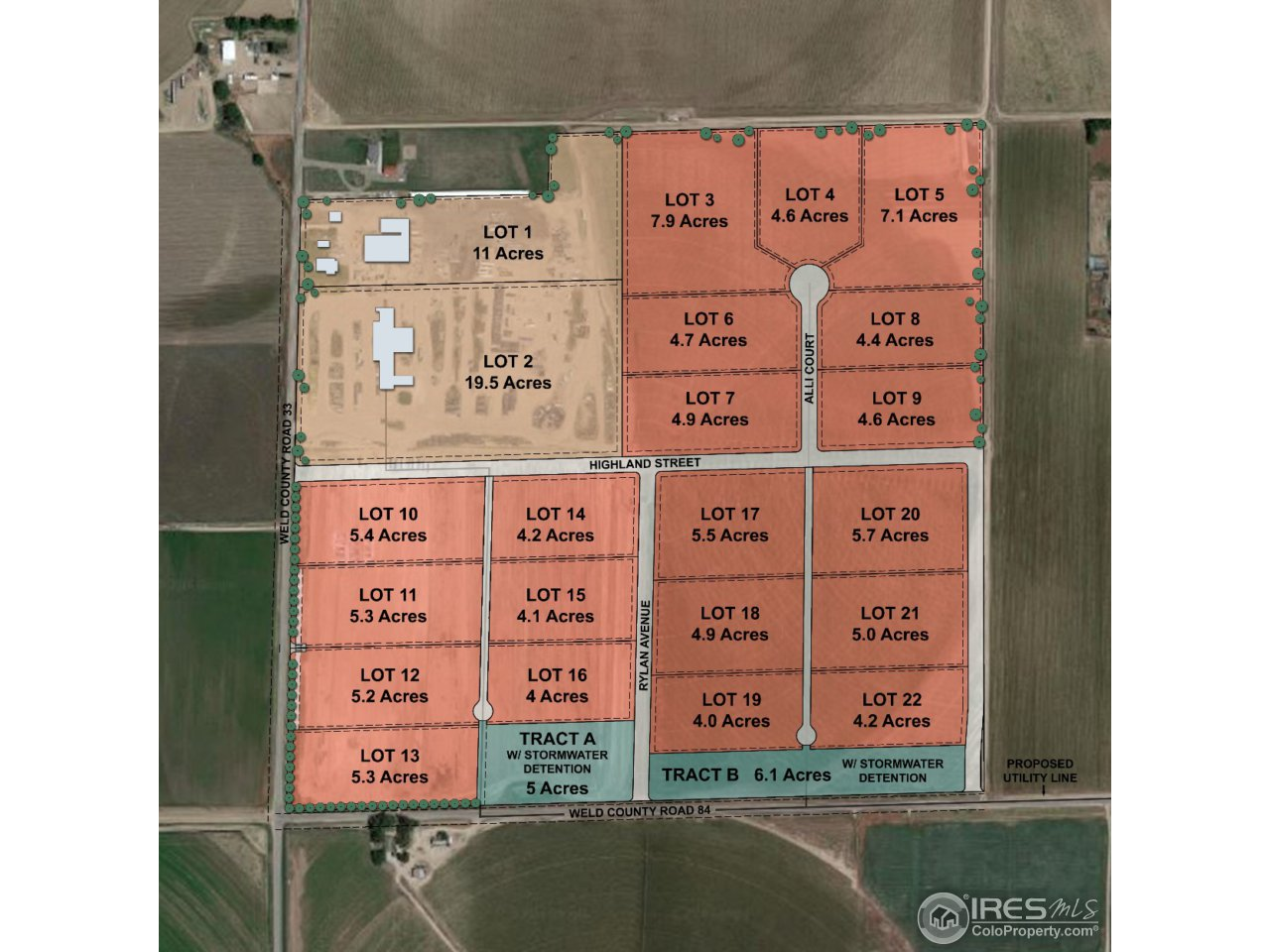 County Road 84 Rd, Ault, CO 80610