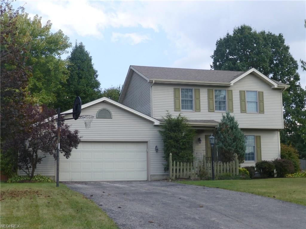3607 Meander Reserve Cir, Canfield, OH 44406