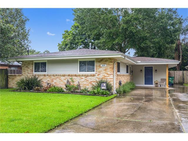509 ARNOLD Avenue, River Ridge, LA 70123