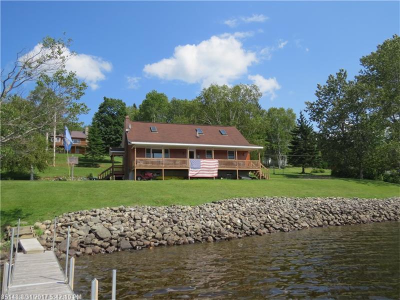 1207 1209 & 1214 Sly Brook RD , Eagle Lake, ME 04739