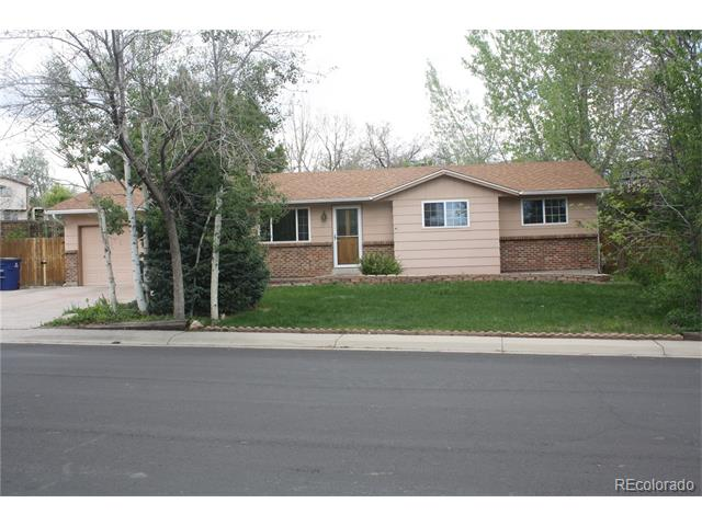 13229 Mercury Drive, Littleton, CO 80124