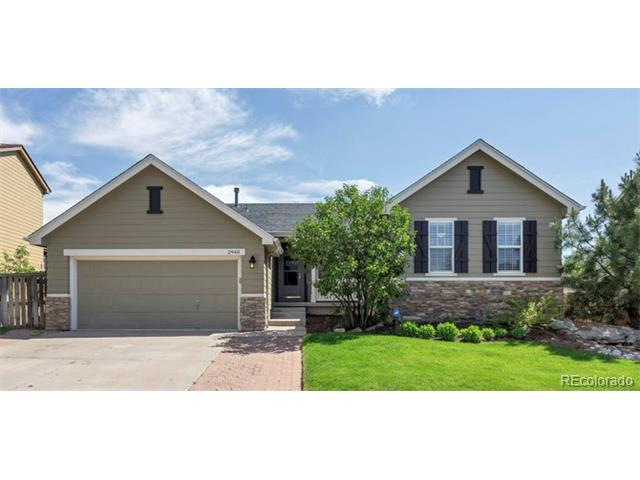 2940 Timberchase Trail, Highlands Ranch, CO 80126