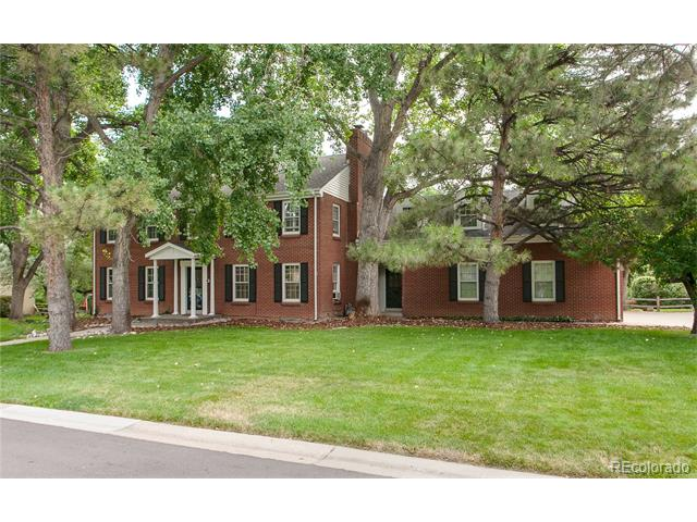 23 E Belleview Lane, Greenwood Village, CO 80121