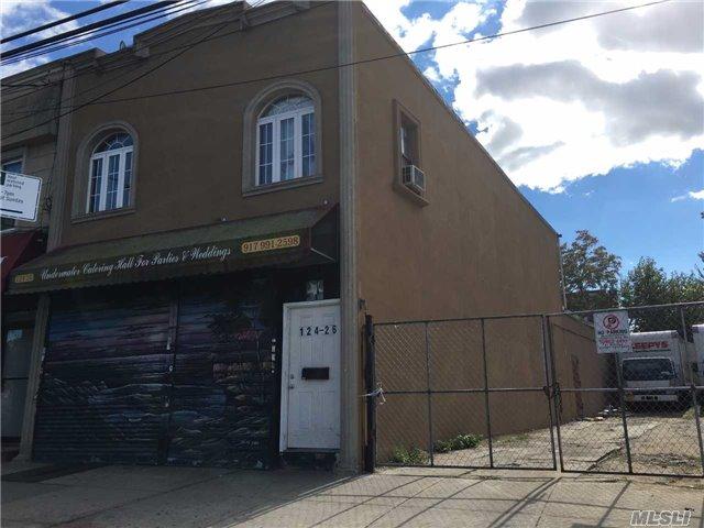 124-26 Rockaway Blvd, S. Ozone Park, NY 11420