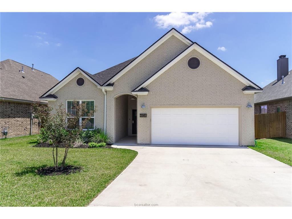 4108 Shallow Creek Loop, College Station, TX 77845