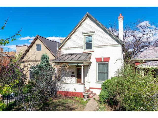 568 Galapago Street, Denver, CO 80204