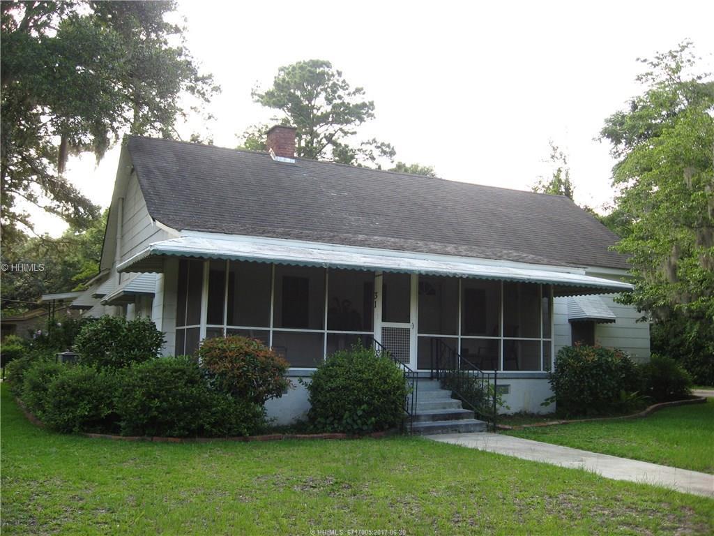 31 Church STREET, Ridgeland, SC 29936