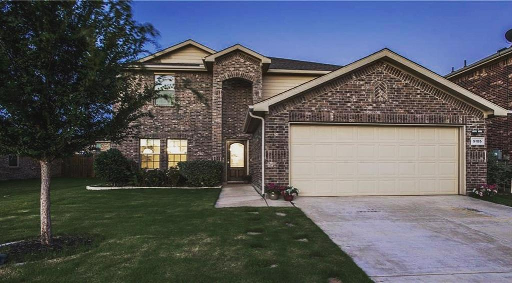 5105 Bluewater Drive, Frisco, TX 75034