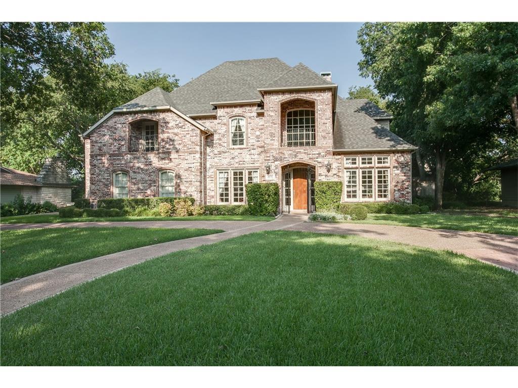 10751 Camellia Drive, Dallas, TX 75230