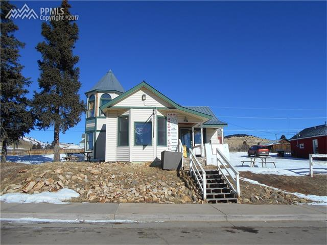227 Bennett Drive, Cripple Creek, CO 80813