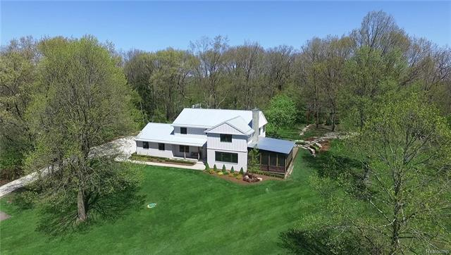 5343 ORION RD, Oakland Twp, MI 48306