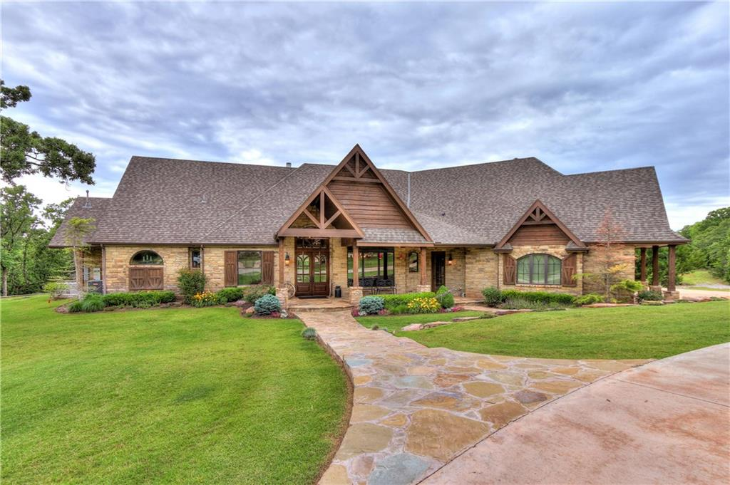 11749 E Coffee Creek Road, Arcadia, OK 73007