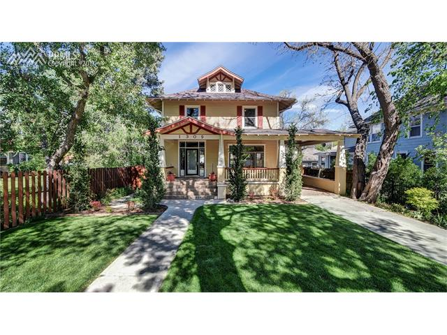 1309 N Tejon Street, Colorado Springs, CO 80903