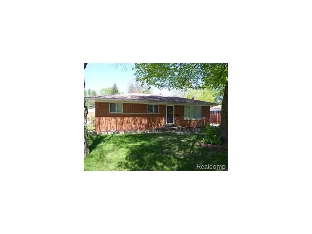 27660 SHIAWASSEE Road, Farmington Hills, MI 48336