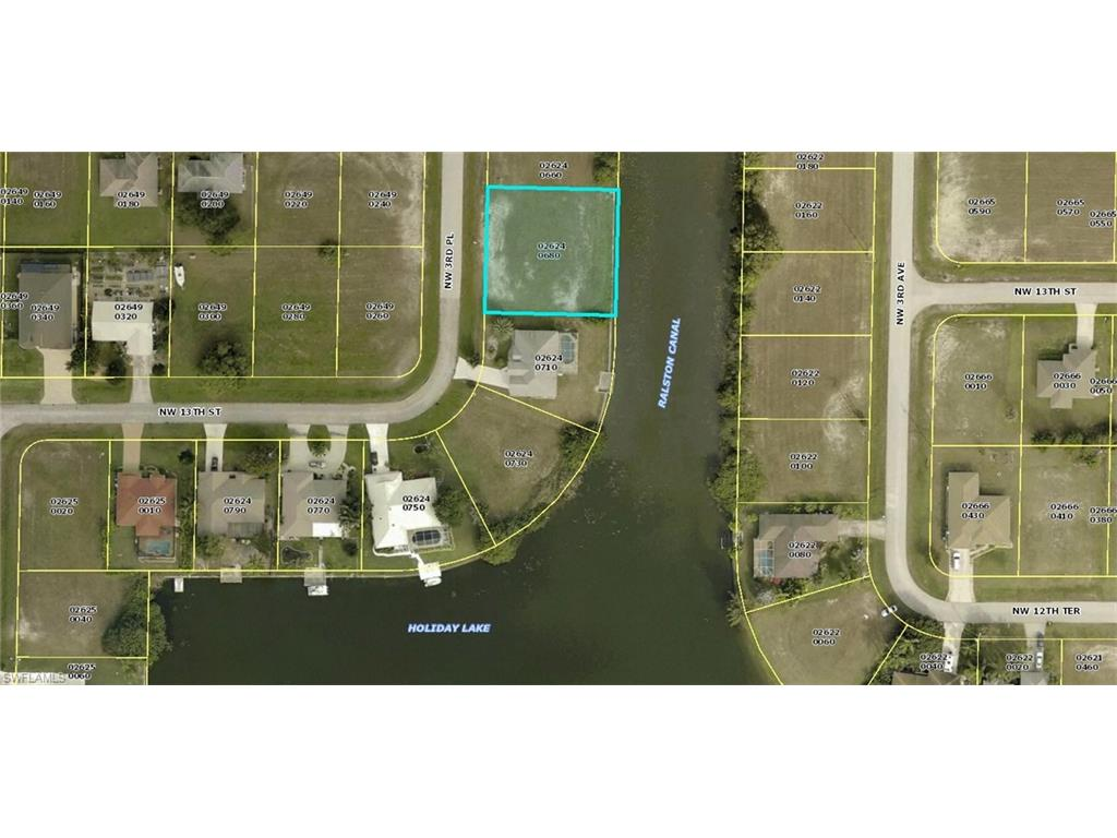1309 NW 3rd PL, CAPE CORAL, FL 33993