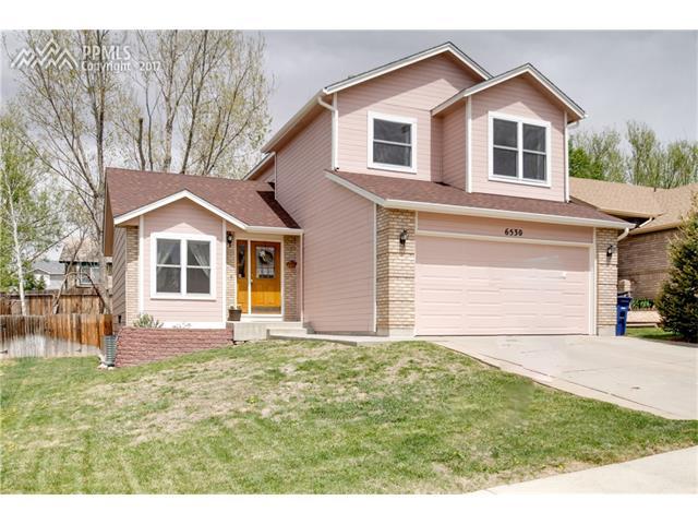 6530 Bismark Road, Colorado Springs, CO 80922