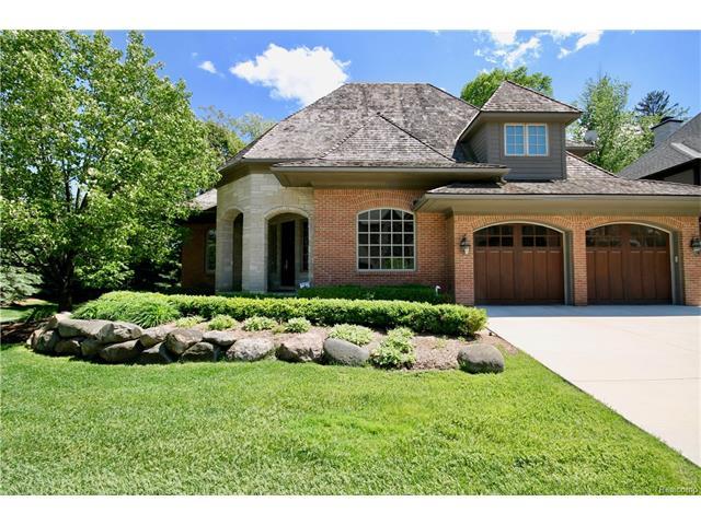 30 CRANBROOK Lane, Bloomfield Hills, MI 48304