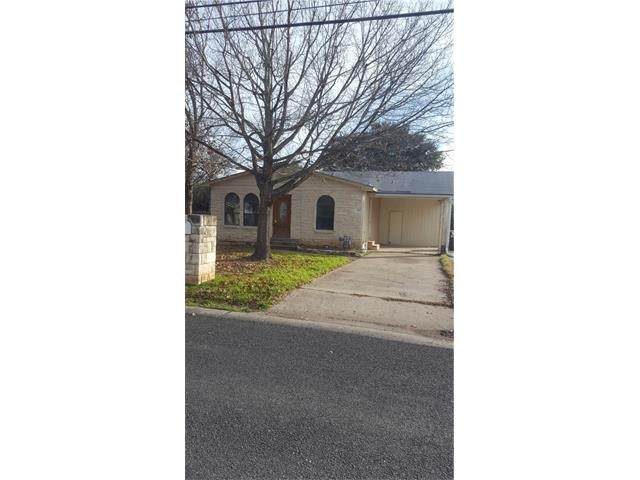 1307 S Pine St, Georgetown, TX 78626