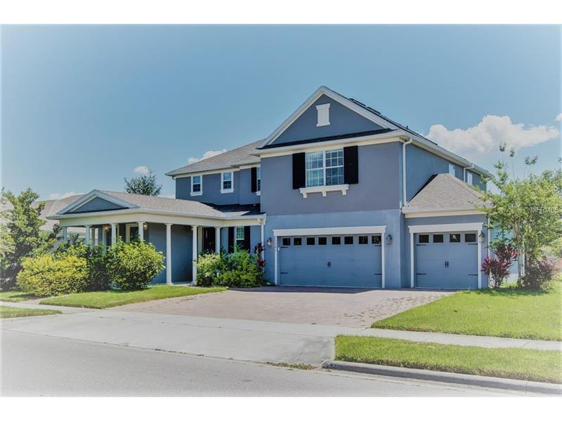 11743 CHATEAUBRIAND AVENUE, ORLANDO, FL 32836
