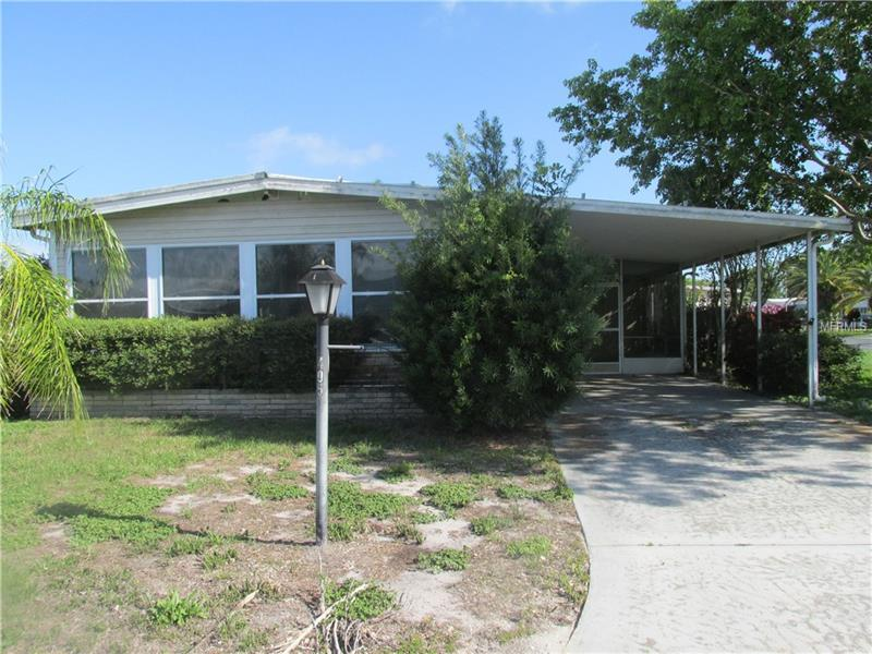 405 TEQUILA, NORTH PORT, FL 34287