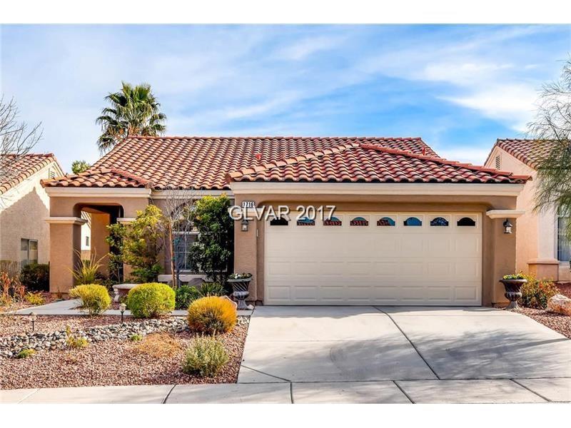 1716 MORADO HILLS Lane, Las Vegas, NV 89128