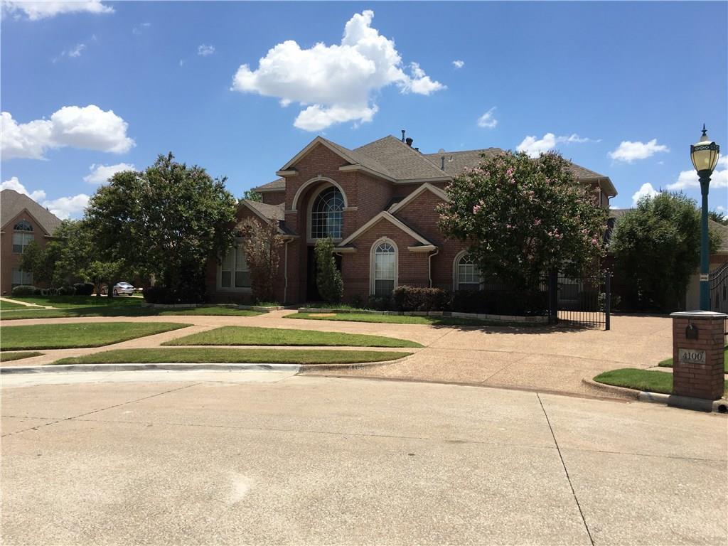 4100 Bridlewood Court, Colleyville, TX 76034