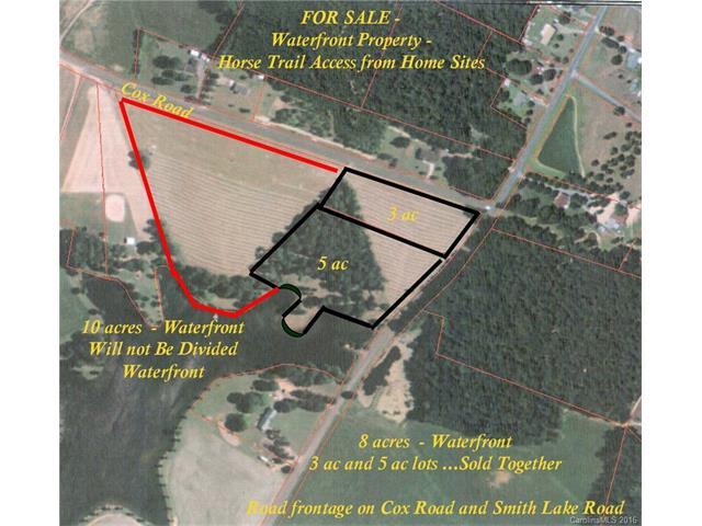 8 acre Smith Lake Road 5 plus 3acres, Mount Pleasant, NC 28124