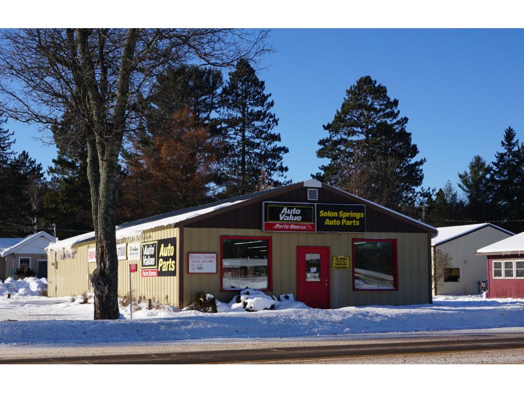 11569-11563 S Business 53, Solon Springs, WI 54873