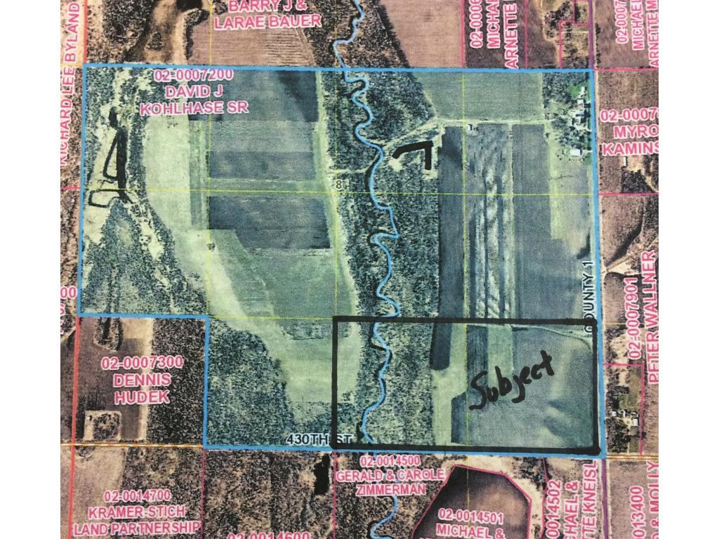 xxx County 1, Bertha Twp, MN 56437