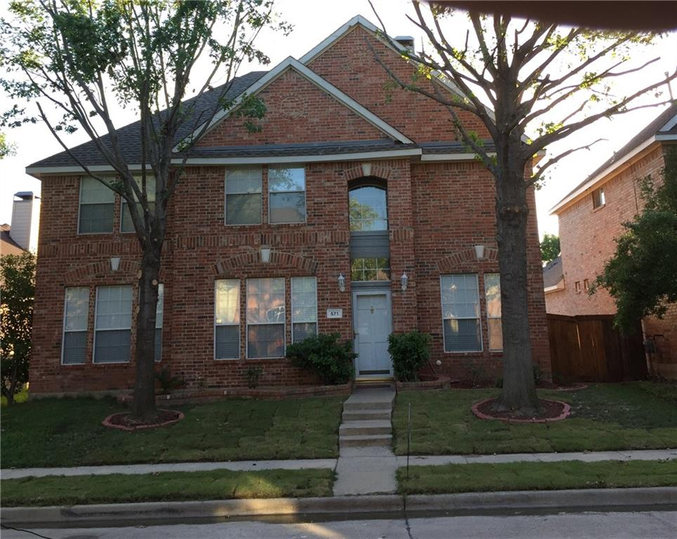 571 Cheshire Drive, Coppell, TX 75019