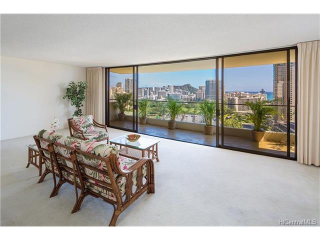 1860 Ala Moana Boulevard PH2102, Honolulu, HI 96815