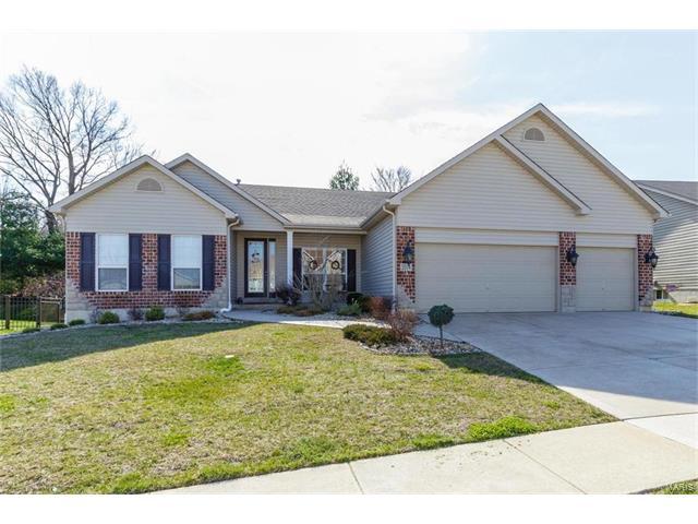 2014 Homefield Ridge Drive, O Fallon, MO 63366