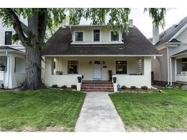 547 N Humboldt Street, Denver, CO 80218