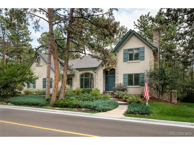 420 Castle Pines Drive, Castle Rock, CO 80108